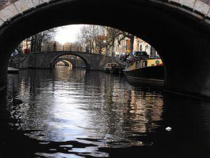 Amsterdam ist eine Station auf der leserreise des Magazins 66. Foto: Ulrich Bock