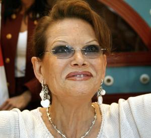 Schönheit altert nicht: Claudia Cardinale hier mit 70 Jahren. Foto: epd