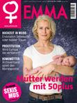 Cover der Emma, erhältlich ab 26.4.2013