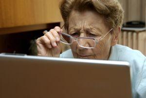 Eine neue Studie über die Internetnutzung in Großbritannien zeigt, dass Senioren bei der Computernutzung aufholen. Foto: epd