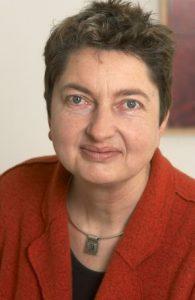 DGB-Vorstandsmitglied, Annelie. Foto: epd