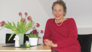 Sabine Hess, die neue Koordinatorin für Hospizarbeit im Nürnberger Land. Foto:PR