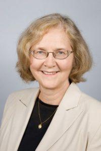 Nobelpreisträgerin Elizabeth Blackbrun spricht in Leipzig über neue Erkentnnisse über das Alter aus medizinischer Sicht. Foto: DGG