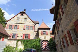 Geschichtsträchtig: Schloss Grünsberg. Foto: Mile Cindric