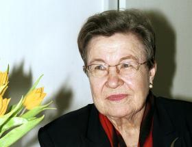 Nicht nur als Kostenfaktor betrachten dürfe man ältere Menschen, sagt Dr. Ursula Lehr.