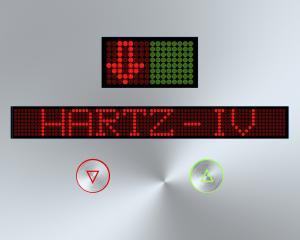 Hartz IV bedeutet für viele Betroffene auch, sich ausgeschlossen zu fühlen. Foto:  epd-bild / bildagentur münchen