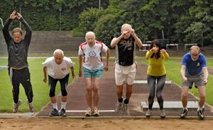 Bestmarken erzielen, sich fit halten: Als Rentner ist man immer in Bewegung, oder?