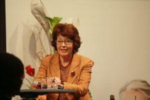 Marianne Koch ist ein echtes Vorbild für ein gelungenes Leben im Alter. Foto: Petra Nossek-Bock