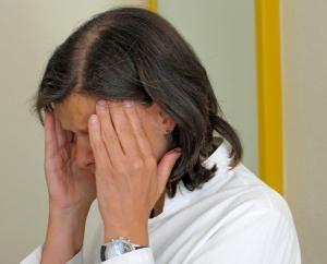 Hohe pyschische Belastungen setzen vielen Beschäftigten zu. Foto: epd