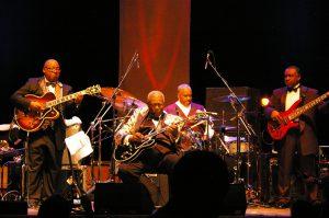 B.B.King Live im Konzerthaus Wien 17.7.2009. Foto: own source, Werner100359