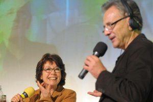 Buchbinder-Koch, ein so eingespieltes Team, dass die beiden es ihm Schlaf gut hinj´kriegen müssten. Foto: Bild: www.die-66.de .
