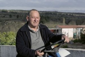 Zu den Portraits, die  Gabriele Kostas gemacht hat, gehört dieses Foto von Manuel.