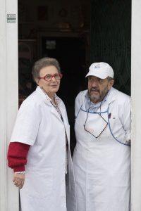 Maria und Gianni haben gerne beim Foto-Projekt mitgemacht. Foto: Gabriele Kostas