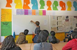 Die Zahl der Lehrer, die sich im Ruhestand befinden, ist unverändert hoch. Foto: epd